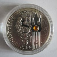 Польша, 20 злотых, 2004, серебро, пруф