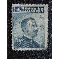 Италия 1916 г. Король Виктор-Эммануил III.