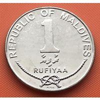 114-04 Мальдивы, 1 руфия 2012 г.