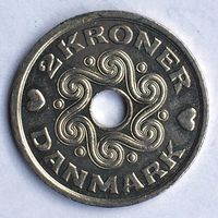 Дания, 2 кроны 1999