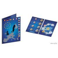 "Планшет EURO SET, для набора монет Евро. Производство ""Leuchtturm"" Германия"