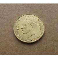 Танзания, 20 центов 1966 г.