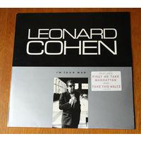 """Leonard Cohen """"I'm Your Man"""" LP, 1988"""