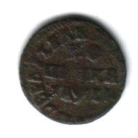 1 копейка 1715г
