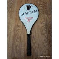 """Ракетка для большого тенниса""""LA PANTERA""""с чехлом."""