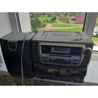LG MINI SOUND MASTER  CD-962AX