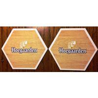 Подставка под пиво Hoegaarden No 12