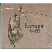 CD Namgar - Nomad (2008) c автографом