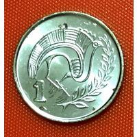 102-29 Кипр, 1 цент 1996 г.