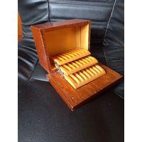 Коробка шкатулка для сигар и сигарет и Кубы
