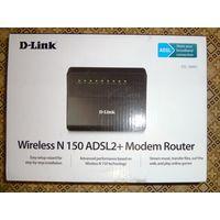 Маршрутизатор  D-Link DSL-2640U