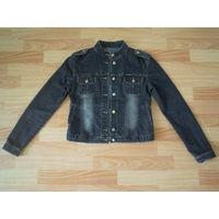 Джинсовая куртка, размер 44-46