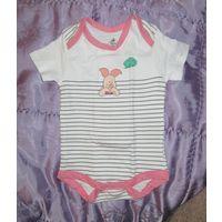 Боди для девочки Disney baby р.62-68