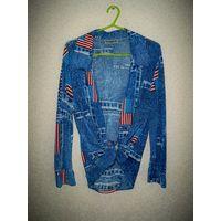 Рубашка / блузка женская, р-р. 44-46 (М)