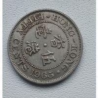 Гонконг 50 центов, 1965 7-13-8