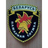 Шеврон Пожарная служба
