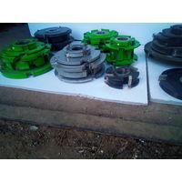 Фрезы для обработки ПВХ , алюминия и дерева
