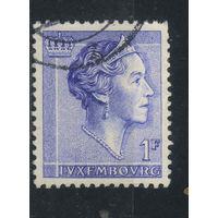 Люксембург 1947 Шарлотта Стандарт