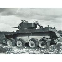 Брошенный БТ-7 с 1 руб. без м.ц