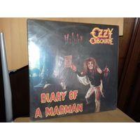 OZZY OSBOURNE - Diary Of A Madman  LP-1981г.