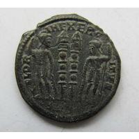 Центенионалис Дп. Рим.плотная античная патина