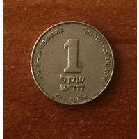 Израиль, 1 новый шекель 1992