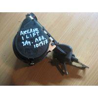 101517 Renault Megane 1 ремень безопасности задний левый 7700430828f