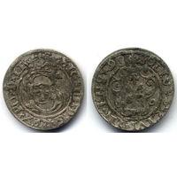 Шеляг 1598, Сигизмунд III Ваза, Рига