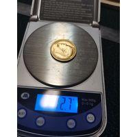 Монета, ЛОТ 1.15 рублей 1897 год оригинал. 900проба