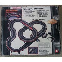 Настольная игра Автотрек Road Racing.