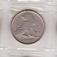 1 франк 1939 Бельгия. Возможен обмен