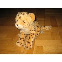 Реалистичная мягкая игрушка Leosco Collection гепард 44 см