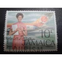 Ямайка 1972 авиация