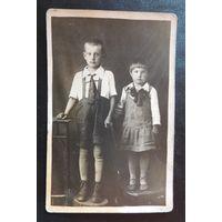 """Фото """"Дети"""", 1934 г."""