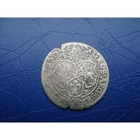 6 грошей (шостак) 1660         (2834)