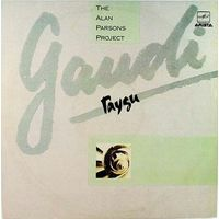 The Alan Parsons project - Gaudi, LP