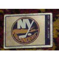 Куплю наклейку лого Panini НХЛ 1997-98 # 78 - NY Islanders
