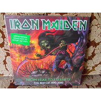 IRON MAIDEN. From Fear To Eternity. 2011 3LP Europe