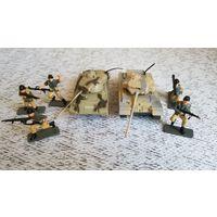 Набор военных игрушек