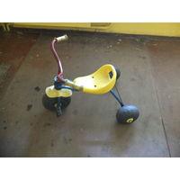 Велосипед детский трехколесный для малышей