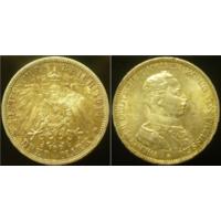 3 марки 1914 г Пруссия