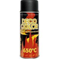 Термостойкая краска Deco Color HIGH TEMPERATURE (красная) 400мл