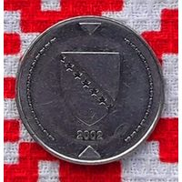 Босния и Герцеговина 1 марка 2002 года.