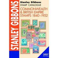 Каталог Stanley Gibbons 2007 --марки Британии 1840-1952--PDF