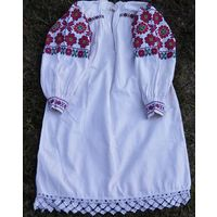Сорочка домотканая (рубашка, вышиванка) 1935-1943 гг.