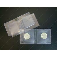 Холдеры для монет на 2 монеты диаметром до 50 мм. Производство РФ