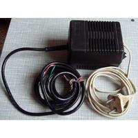 Блок питания 12в-1а (автомобильная зарядка)