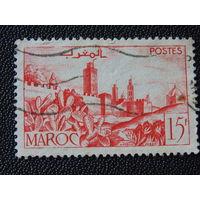 Марокко 1947 г.