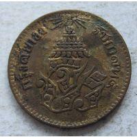 Таиланд 1/2 атта 1236 (1875) - редкая!