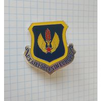 США. Командование ВВС США в Европе